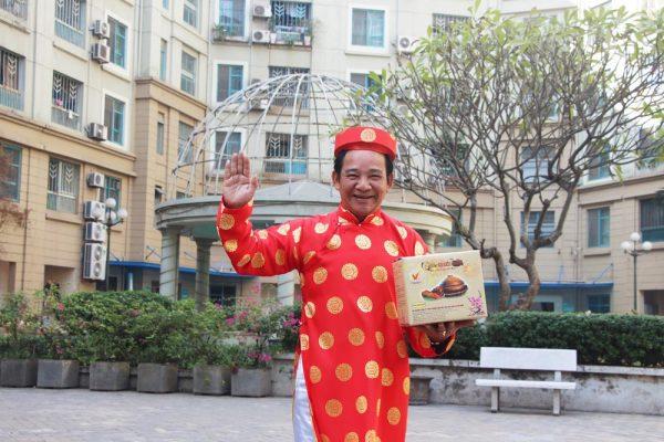 Nghệ sĩ Quang Tèo đánh giá cao chất lượng Cá kho Bá Kiến