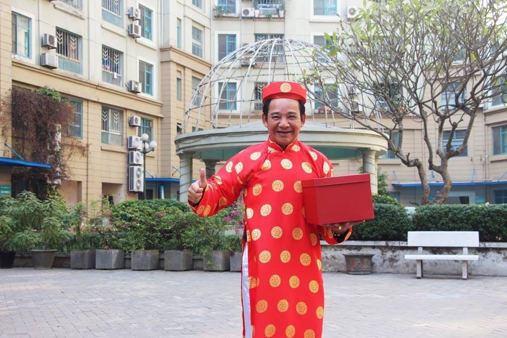 Nghệ sĩ Quang Tèo đánh giá cao chất lượng Cá kho Tiến Vua
