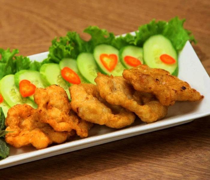 Chả mực là món ngon chứa rất nhiều chất dinh dưỡng