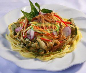 Gỏi cá chỉ vàng - Món ngon không thể bỏ lỡ