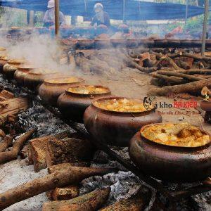 Cá được kho 16 tiếng lửa đều, ngọt thơm trong từng thớ thịt