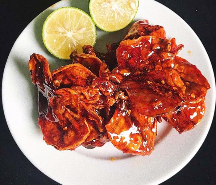 Rất nhiều món ăn ngon được chế biến từ mực khô