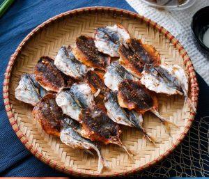 Cá chỉ vàng sấy khô tẩm gia vị bổ dưỡng