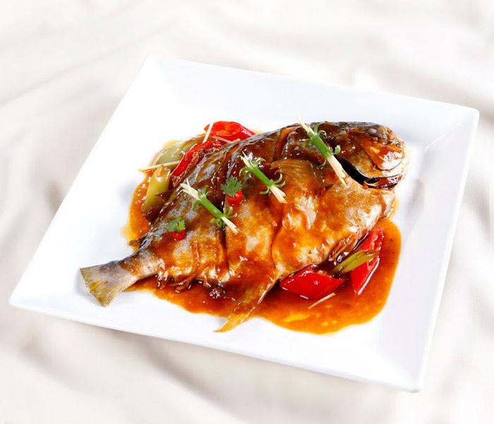 Cá chim kho - Món ăn không chỉ thơm ngon mà còn vô cùng bổ dưỡng