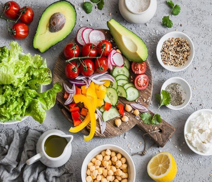 Xây dựng chế độ ăn uống hợp lý để có một cơ thể khỏe mạnh