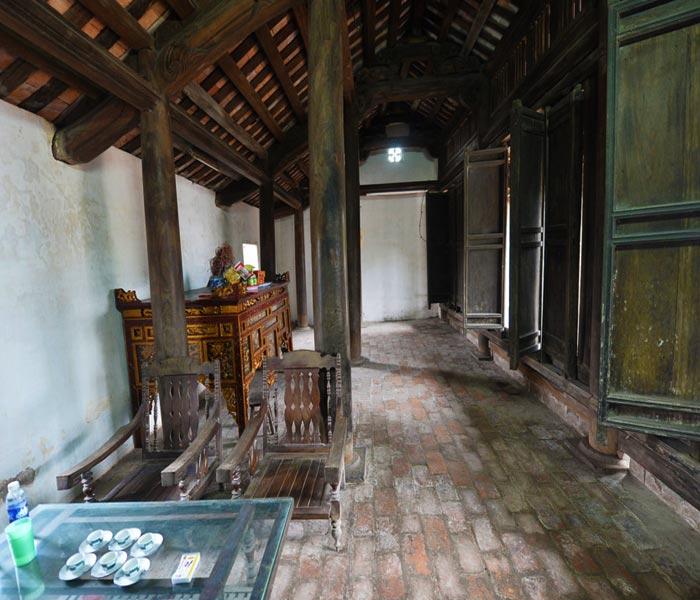 Kiến trúc độc đáo của ngôi nhà Bá Kiến