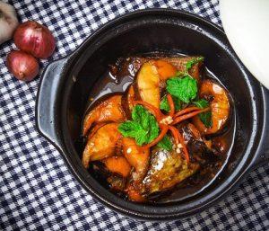 Cá chỉ vàng kho tương gừng - Món ngon đưa cơm, đậm đà