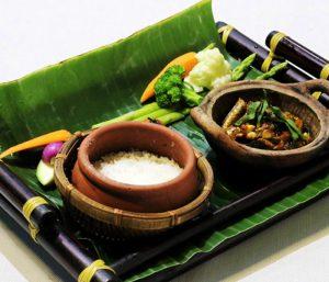 Cá kèo kho ăn cùng với cơm đem lại hương vị kích thích vô cùng