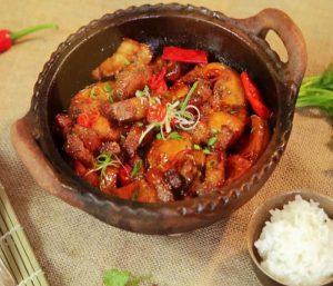 Cá lóc kho tiêu ăn cùng cơm nóng - Sự kết hợp tuyệt vời không thể cưỡng lại