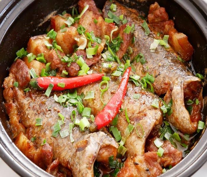 Cá rô khô tộ - Món ngon đậm vị hấp dẫn