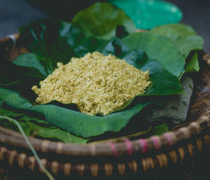 Đặc sản cốm xanh đem lại những món ngon đậm vị truyền thống