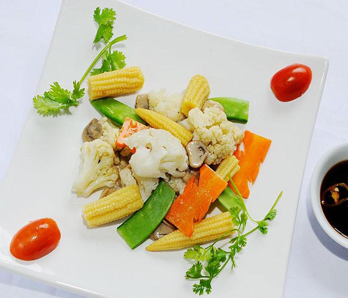 Bắp non xào là món ăn vô cùng bổ dưỡng