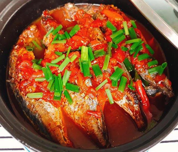 Sự đậm đà của các gia vị, vị ngọt thanh mát từ trái cà chua bữa cơm của bạn thêm ngon miệng