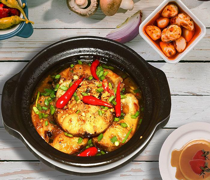 Món cá lóc kho tộ hấp dẫn cho bữa ăn đậm vị