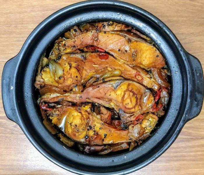 Cá chép kho riềng - Món ngon nồng nàn, đưa cơm