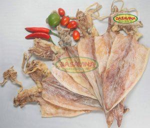 Mực khô Cô Tô thương hiệu Bá Kiến - Thương hiệu mực khô cao cấp, chất lượng
