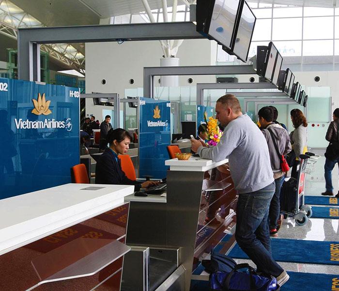 Vietnam Airlines cho phép hành khách mang mực khô lên máy bay bằng hình thức kí gửi