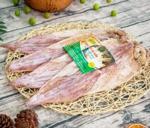 Mực khô Bá Kiến chất lượng cho các món mực khô đảm bảo hấp dẫn