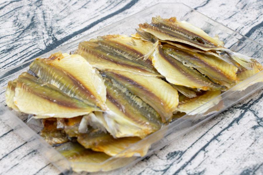 Từng miếng cá chỉ vàng chất lượng đồng đều
