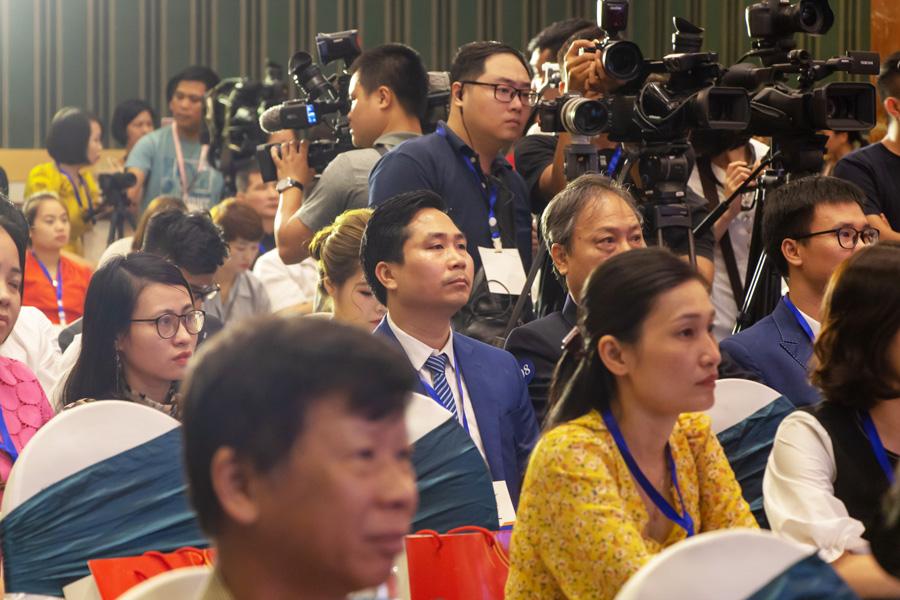 Sự kiện nhận được sự quan tâm của đông đảo giới truyền thông