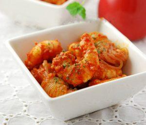 Món tôm khô sốt cà chua đậm vị, hấp dẫn