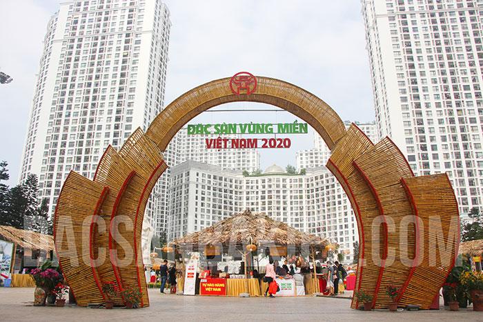 Hội chợ Đặc sản vùng miền Việt Nam là sự kiện được quý khách hàng chờ đón