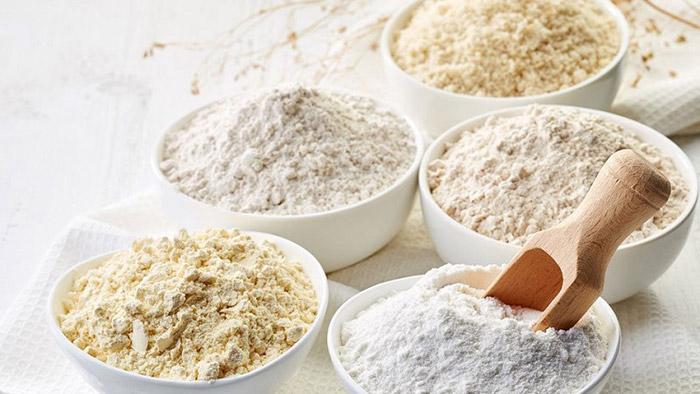 Một số loại bột để làm chả cá