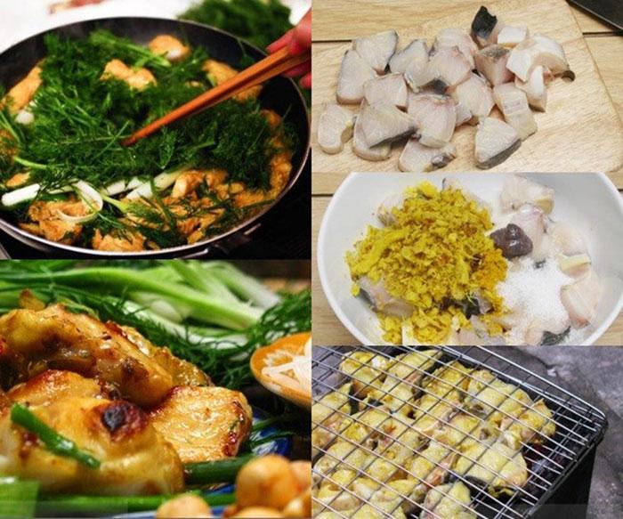 Chả cá Lã Vọng đã có từ lâu đời và trở thành món ăn quen thuộc của nhiều thực khách