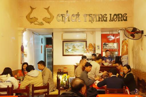 Nhà hàng chả cá Thăng Long - địa chỉ thưởng thức chả cá Hà Nội đúng chuẩn