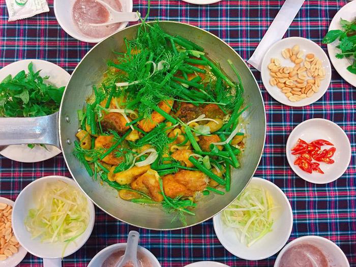 Chả cá Kinh Kỳ - món ăn nức tiếng của người Hà Nội