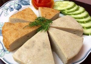 Chả cá Lý Sơn hấp, chiên - món ăn khoái khẩu của người Quảng Ngãi