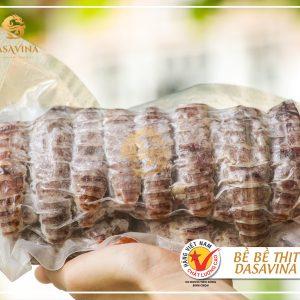 Bề bề thịt Bá Kiến bóc nõn đảm bảo vệ sinh an toàn thực phẩm