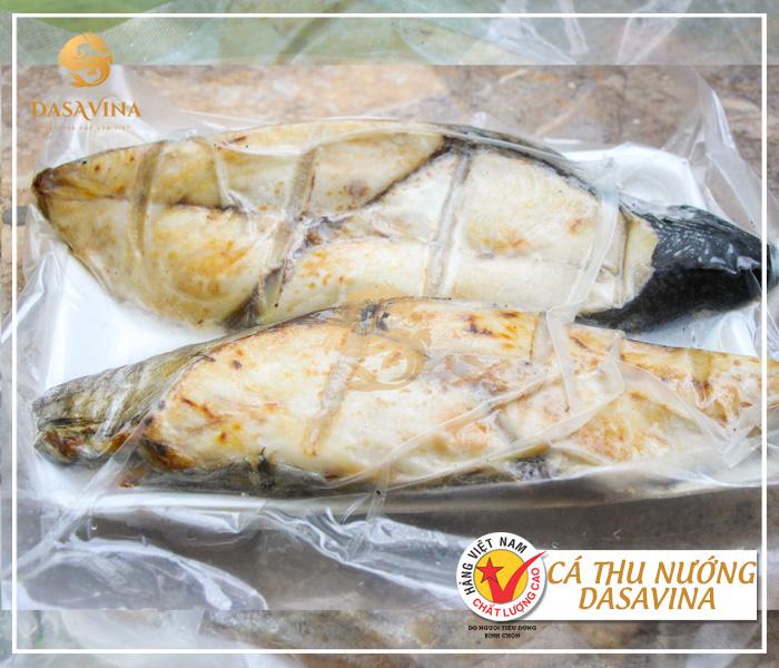 Cá thu nướng Bá Kiến có nguồn gốc xuất xứ tại Hạ Long, Quảng Ninh