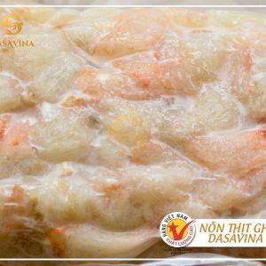 Thịt ghẹ bóc nõn Bá Kiến chất lượng luôn được thực khách tin tưởng sử dụng